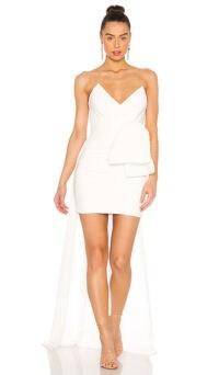 Katie May Eden Rock Mini Dress | boned bodice dresses