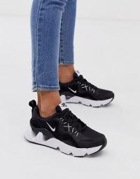 Nike black Ryz 365 trainers – Asos