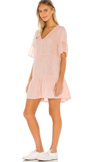 Velvet by Graham & Spencer Chesney Dress Allure | pull on gauze fabric dresses