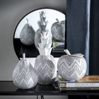 Pear Deloach Sculpture by Bloomsbury Market – decorate your home in style with gorgeous ornaments and figurines