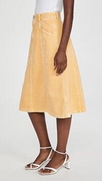 Closed Ellen Skirt Bamboo ~ classic A line skirts