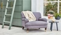Darlings of Chelsea ELLENBROOK Chair ~ stylish armchairs ~ chic furniture