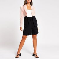 RIVER ISLAND Pink Block Blazer ~ colourblock blazers