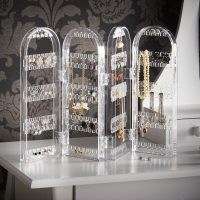 Foldable Jewellery Stand organiser by Rebrilliant