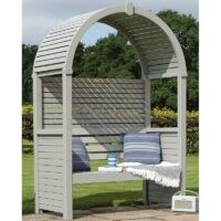 Berry Wooden Arbour by Sol 72 Outdoor – fancy outdoor seating