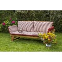 Garden bench made of solid wood by Sol 72 Outdoor – relax and sleep in your garden