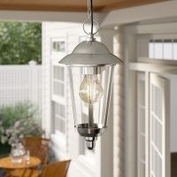 Rumbaugh 1 Light Hanging Lantern by Sol 72 Outdoor – Outdoor hanging light
