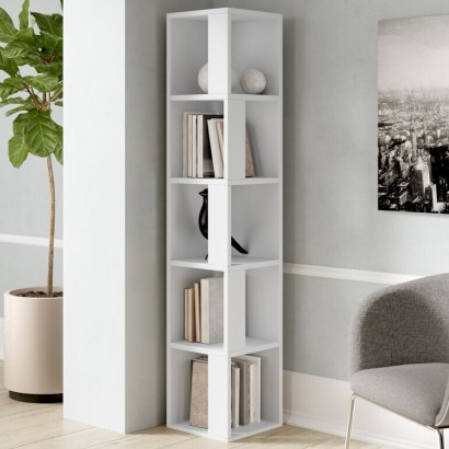 Corner Bookcase by Zipcode Design – stylish designs for your home