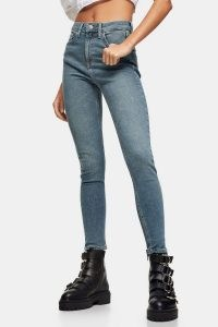 TopshopAuthentic Blue Jamie Skinny Jeans | stretch denim | skinnies