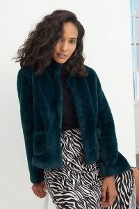 dRA Kyler Faux Fur Jacket / winter jackets