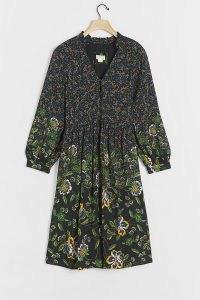 MAEVE Dulcie Midi Dress / floral print dresses