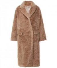 DOROTHEE SCHUMACHER Pure Luxury Faux Fur Coat ~ glamorous winter coats