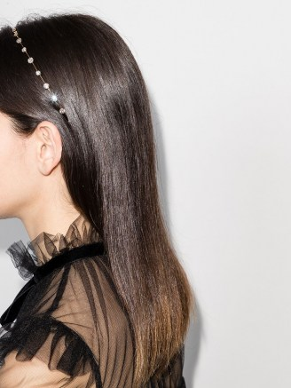 Jennifer Behr Iva crystal headband / headbands / hair accessories