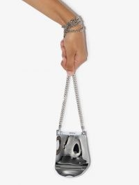 PUBLISHED BY Delicate Bones mini bag ~ small silver bags