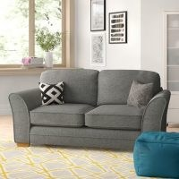 Kayleigh 2 Seater Fold Out Sofa Bed by Zipcode Design – sit comfortably or have guests staying over
