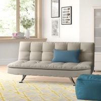 3 Seater Clic Clac Sofa Bed by Zipcode Design – great design, great look, great for when an extra bed is needed