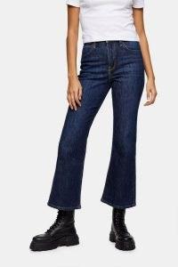 Lee Carol Dark Vintage Jeans | indigo denim