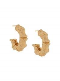 Alighieri The Selva Oscura earrings | chunky creole hoops
