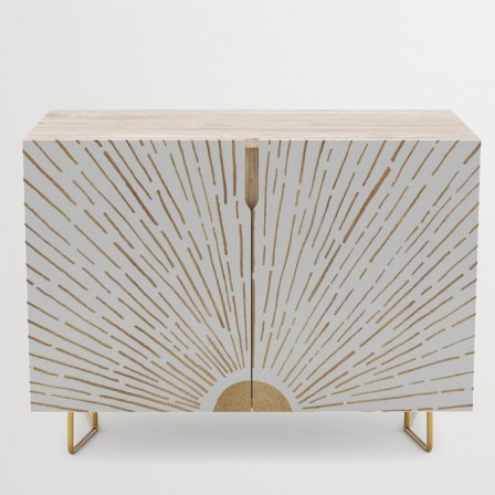 Let The Sunshine In Credenza by moderntropical – can't wait to get one of these for my home - flipped