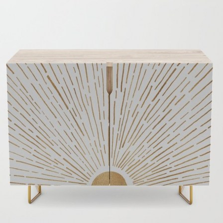 Let The Sunshine In Credenza by moderntropical – can't wait to get one of these for my home