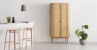 Liana woven cabinet – Ash and Rattan – simple yet stylish