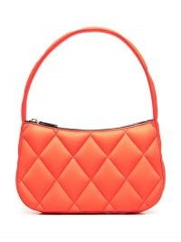 Kwaidan Editions red quilted top-handle bag – bright bags