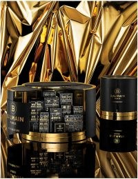 BALMAIN Limited Edition 10 Days of Balmain Paris Hair Couture Advent Calendar 2020 ~ designer beauty product calendars