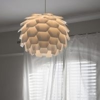 60cm Plastic Novelty Pendant Shade by Brayden Studio