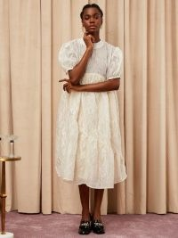 sister jane Social Supper Oversized Midi Dress