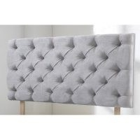 Daye Upholstered Headboard by Fairmont Park