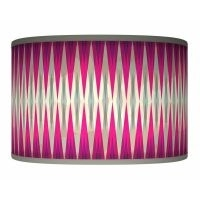 Polyester Drum Lamp Shade by George Oliver