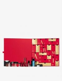 GIORGIO ARMANI Advent calendar 2020 ~ cosmetics ~ beauty calendars ~ make-up treats