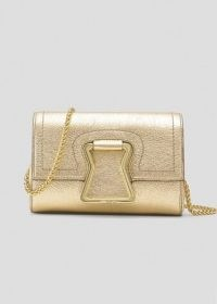 Me+Em Grace Gold Mini Bag ~ luxe metallic crossbody ~ me and em bags & accessories