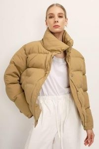 STORETS Delilah Padded Puffer Jacket ~ casual winter jackets