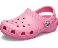 Crocs Bright Cobalt Kids' Classic Clog Shoes