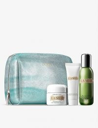 LA MER The Revitalising Hydration Collection ~ luxe beauty products ~ luxury cleanser, serum and moisturiser