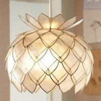 Sputnik 25 Shell Novelty Pendant Shade by Loxton Lighting