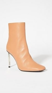 Off-White Nappa High Allen Ankle Boots