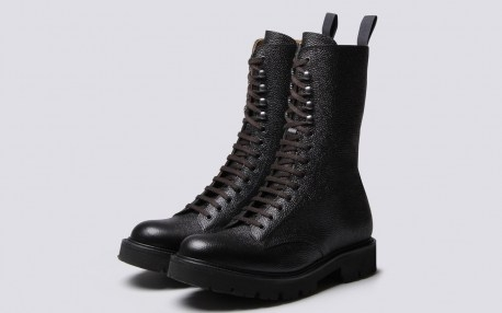 The 14 Eye Boots – Grenson - flipped