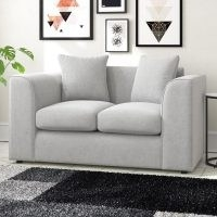 Bunyard Scatterback Compact 2 Seater Loveseat by Three Posts