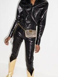 Vanina metallic Meristem mini bag ~ small luxe bags ~ party accessories