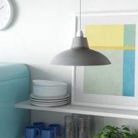 29cm Metal Bowl Pendant Shade by Wayfair Basics