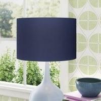 Cotton Drum Lamp Shade by Wayfair Basics