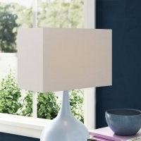 Cotton Rectangle Lamp Shade by Wayfair Basics