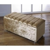 Sargent Upholstered Storage Bench by Willa Arlo Interiors