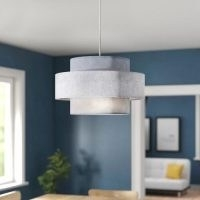 Cotton Novelty Lamp Shade by Zipcode Design