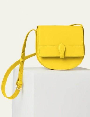 Boden Alice Satchel – Chartreuse | bright crossbody