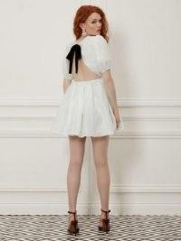 sister jane Fancy Footwork Open Back Mini Dress   mini dresses   party fashion