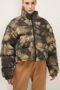 storets Hazel Reversible Printed Puffer Jacket | casual padded winter jackets