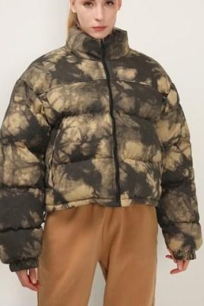 storets Hazel Reversible Printed Puffer Jacket   casual padded winter jackets